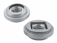 Floating Nut, Steel Non-Locking