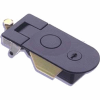Sealed Lever Latch Assembly