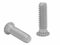 Flush Head Stud, Aluminium