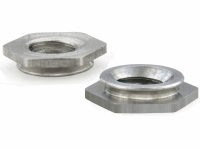 M2 Self-Clinch Flush Nut