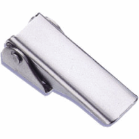 Under-Centre Draw Latch Concealed Base Hook,  Stainless Steel