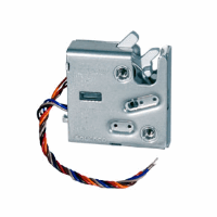 Electronic Rotary Latch, Delayed Relock,   Side Trigger, Strong Kickout, Status Switch, No Connector,  Stainless Steel