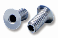Rivscrew 2.8mm Steel, Zinc Plated, Length 10.1